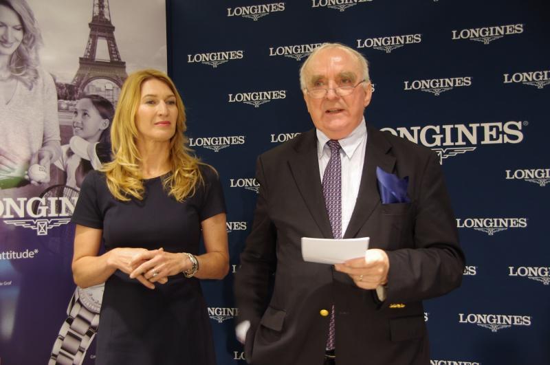 Chủ tịch Longines - ngài Walter von Kanel