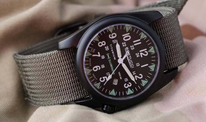 đồng hồ dưới 7 triệu Bertucci