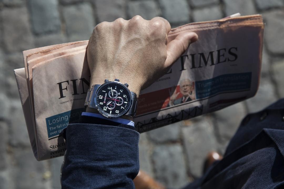 đồng hồ nam Wenger