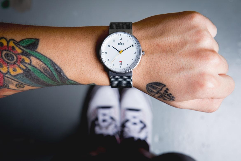 Đồng hồ Thụy Sỹ dưới 7 triệu Braun