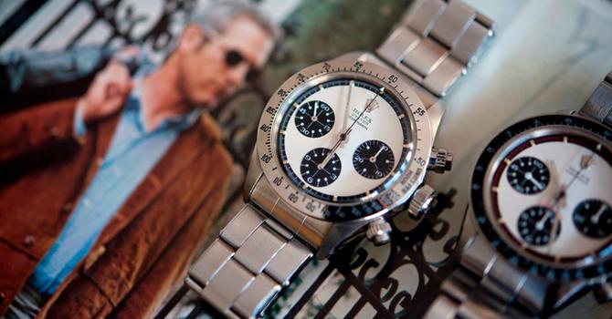 Đồng hồ Rolex chứa những tính năng kinh điển