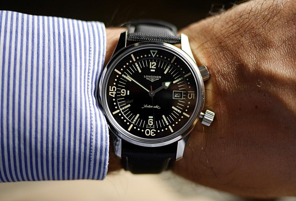 đồng hồ Longines Legend Diver