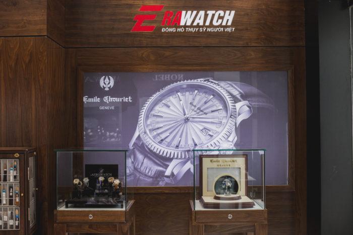 hệ thống cửa hàng đồng hồ Erawatch