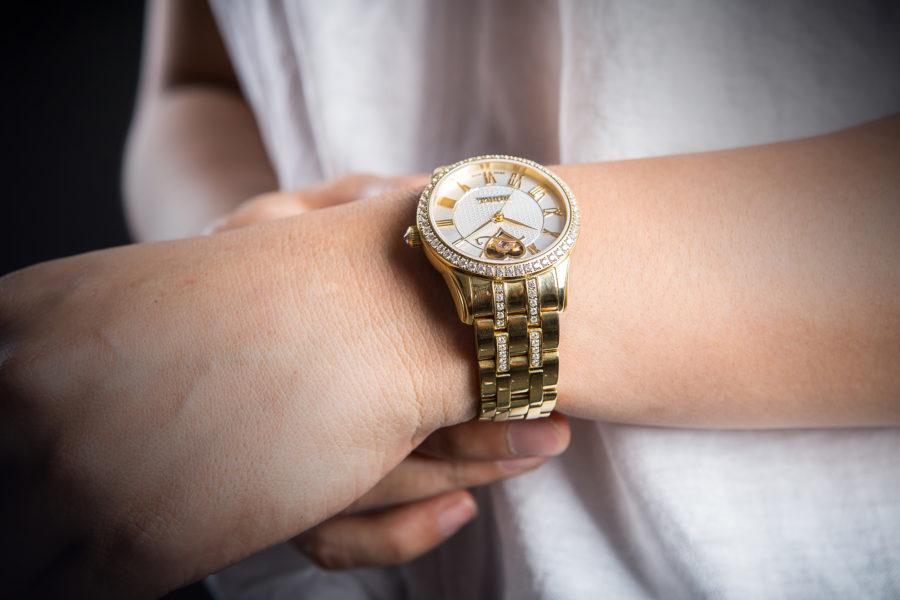 Thiết kế đồng hồ Automatic nữ hiệu Nobel