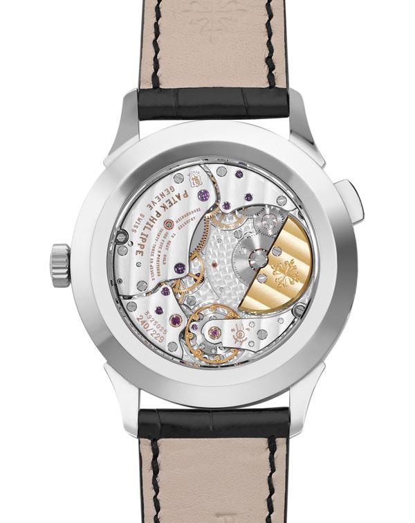 đồng hồ world time patek philippe 3