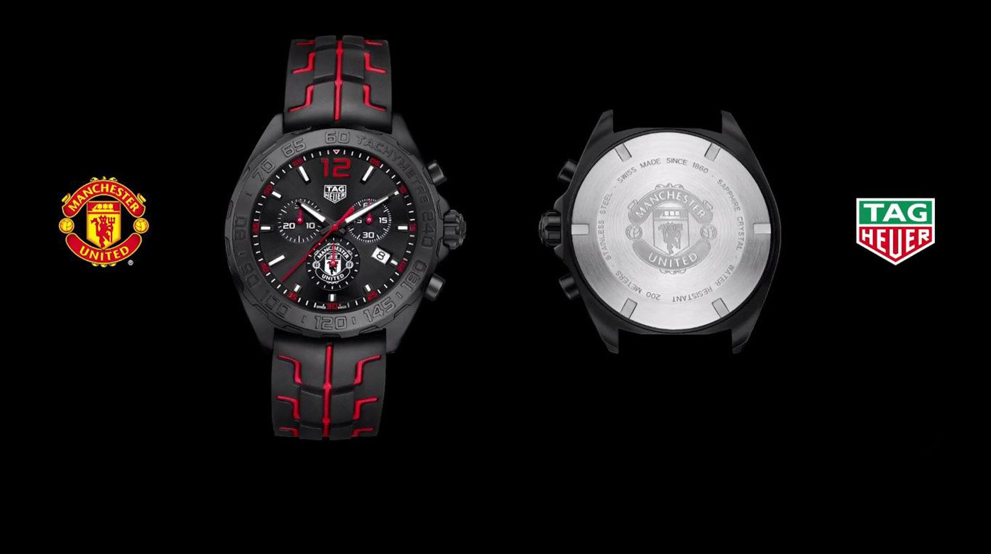 tag heuer manchester
