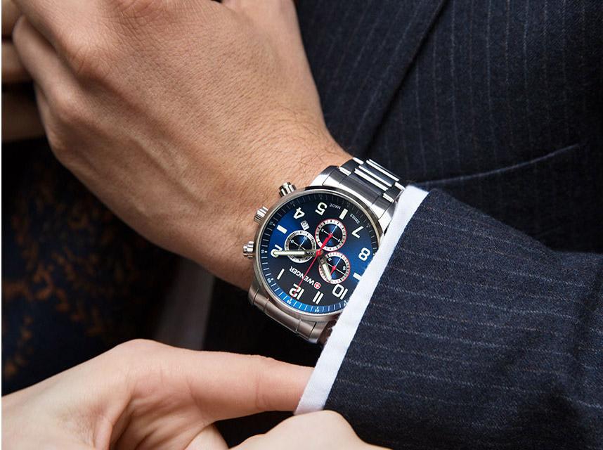 đồng hồ dưới 7 triệu wenger