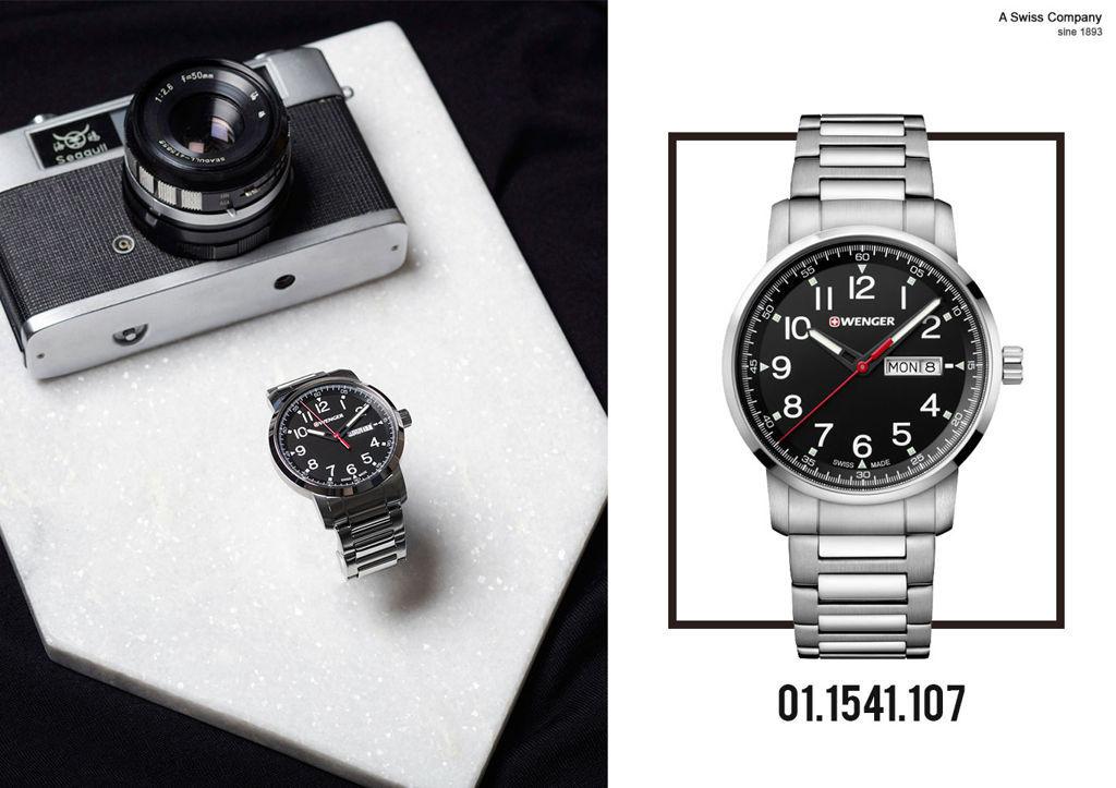 Đồng hồ Wenger 01.1541.107