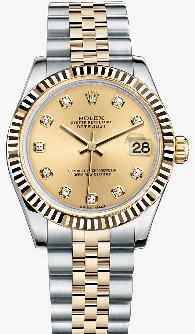 Rolex Datejust 178273 – 00002
