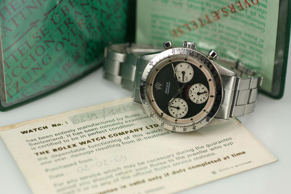 Rolex Daytona Ref. 6239