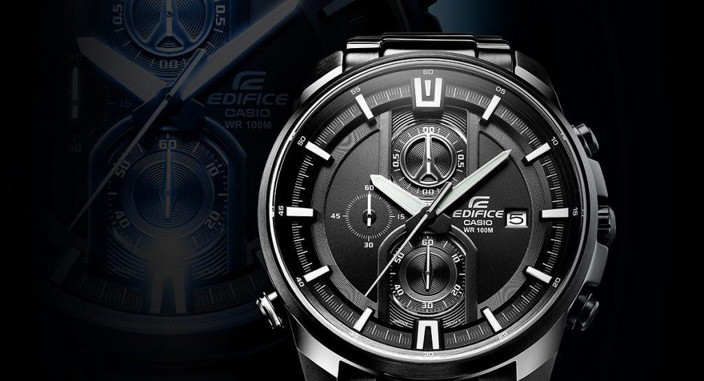 các bộ phận của chiếc đồng hồ hoàn thiện