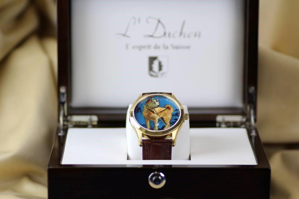 bộ sưu tập Art Collection, thương hiệu đồng hồ Thụy Sỹ lâu đời L'Duchen