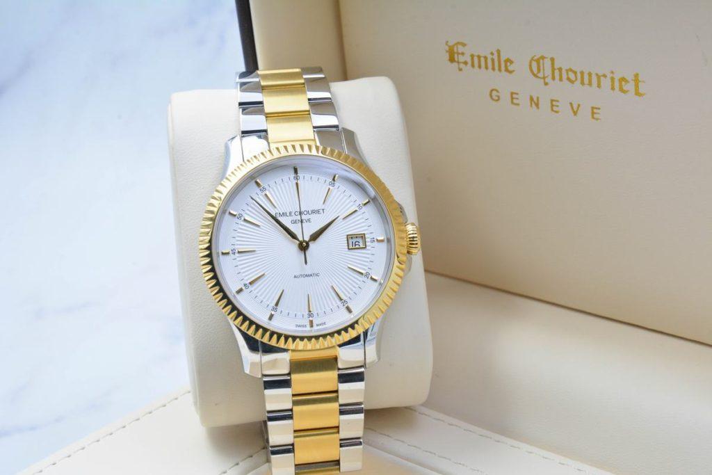 Đồng hồ Emile Chouriet 08.1155.G.6.0.28.0