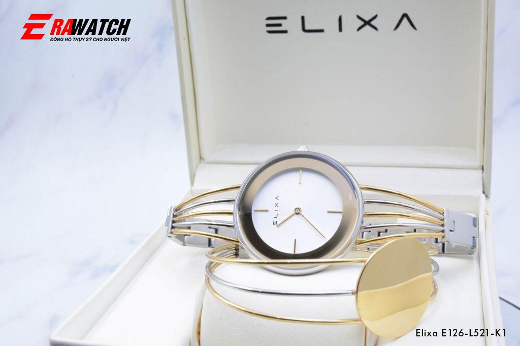 Đồng hồ nữ elixa