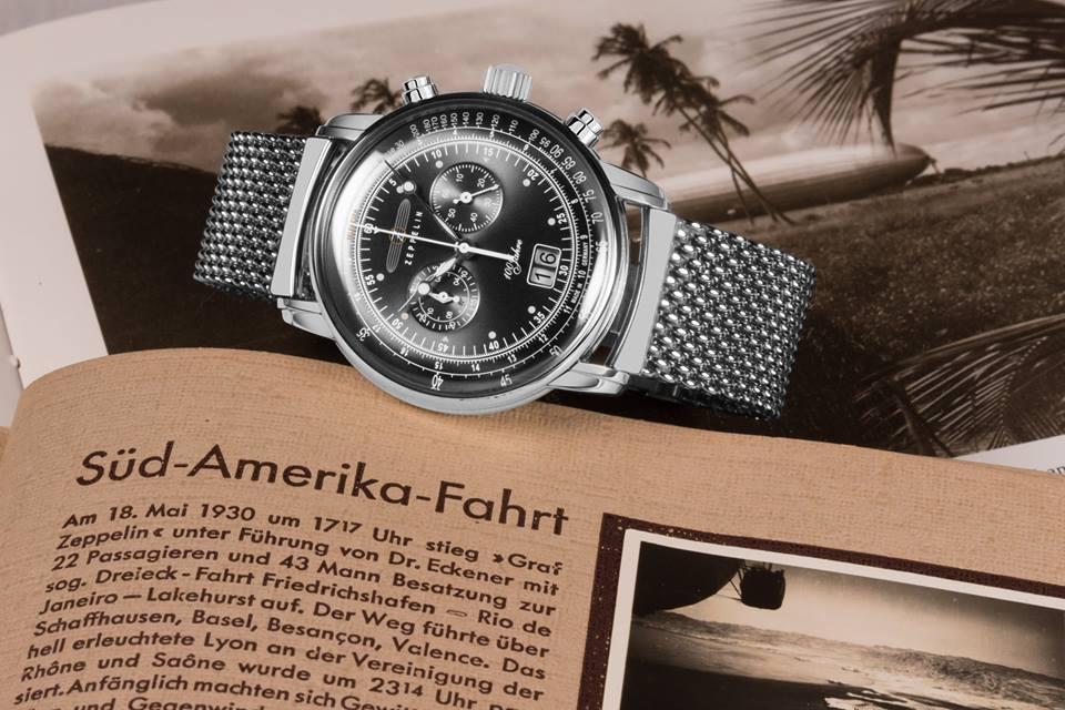 Đồng hồ chính hãng Đức Zeppelin