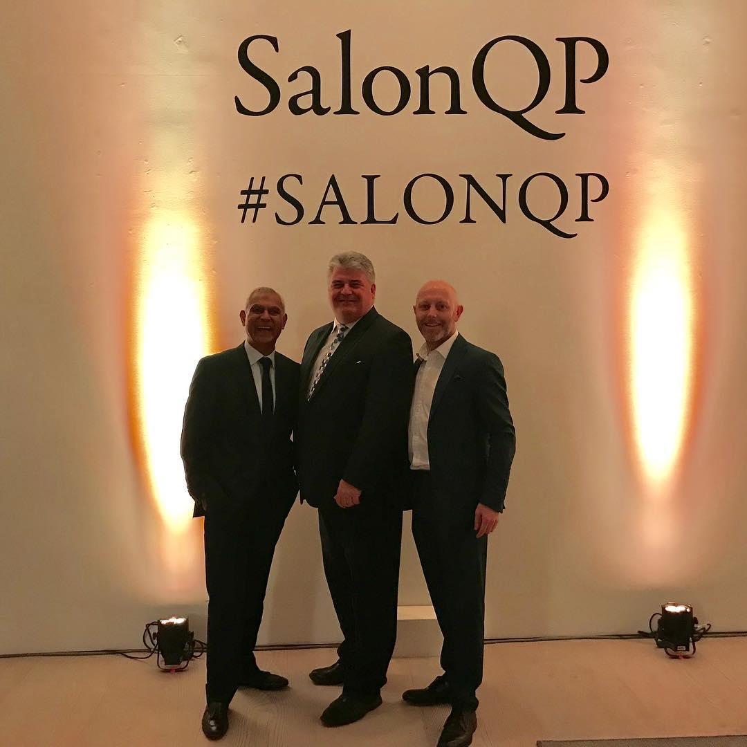 triển lãm đồng hồ SalonQP 2018